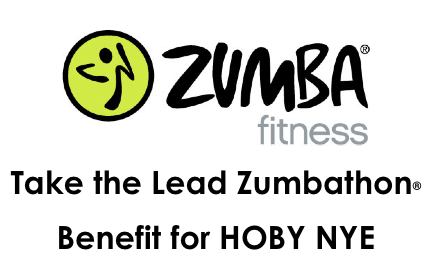 Take the Lead Zumbathon® Benefit for HOBY NYE