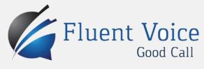 Fluent Voice Logo
